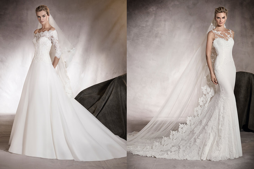 69eb5b2ac1ac Jessica Ley Brides provide a superb collection of designer wedding dresses  and bridal gowns in Worcestershire